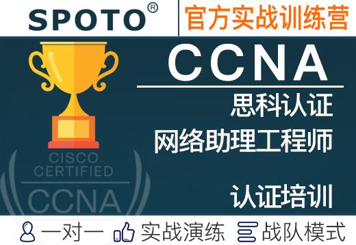 思科认证CCNA网络工程师助理培训初级班