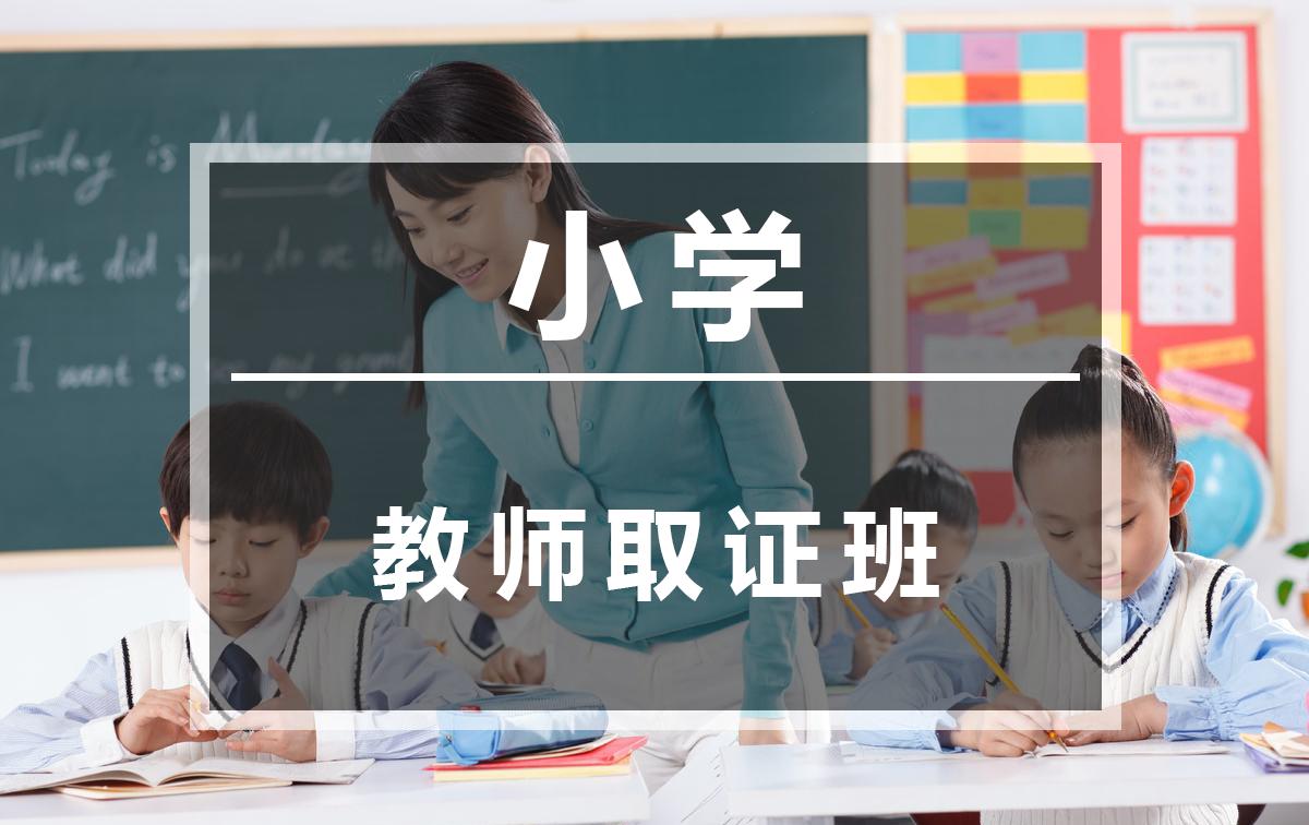 教师取证班 (小学)