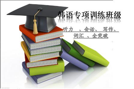 韩语专项训练班