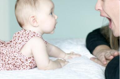 宝宝潜能开发(0-3岁)
