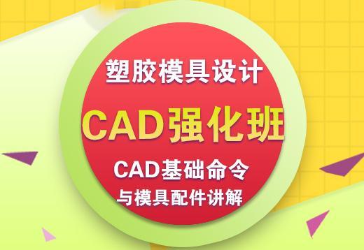 塑胶模具设计CAD强化2D班