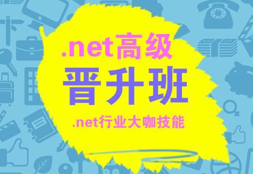 .NET高级开发工程师晋升班