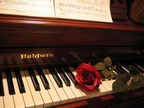 流行钢琴独奏与弹唱+钢琴键盘和声学